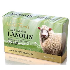 Lanolin Guest Soap - LAGS3 PACK of 3