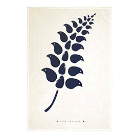 Fern Linen Tea Towel - TT916