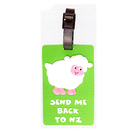 Lost Sheep Luggage Tag - LL01 PACK of 3