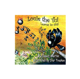 Louie the Tui learns to sing- 5J02