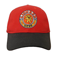 Lion Red Cap - 1016453