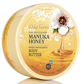 Manuka Honey Body Butter - MNBB
