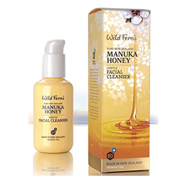 Manuka Honey Facial Cleanser - MNFC