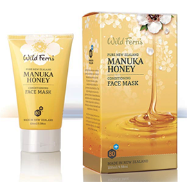 Manuka Honey Face Mask - MNFM