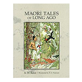 Maori Tales of Long Ago - 5NHM030