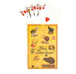 Copy of Kiwi & Birds Playing Cards - MM082 2 PACKS