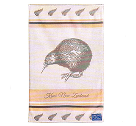 Jacquard Kiwi Tea Towel - MT41 PACK of 6