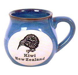NZ Kiwi Belly Mug - MUG122