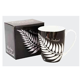 NZ Fern Bone China Mug - MUG65