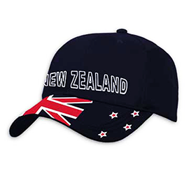 NZ Flag Cap - 312C