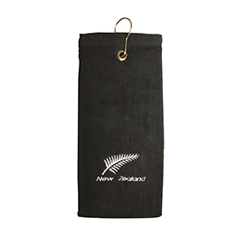 NZ Fern Golf Towel