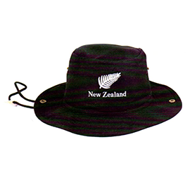 New Zealand Fern Sun Hat - CA1147