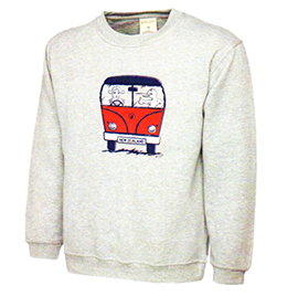 Roadtrip Sweatshirt CHILD - ACJ15