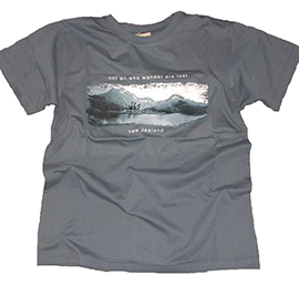 Not All Who Wander Are Lost New Zealand T-Shirt - GT540-75