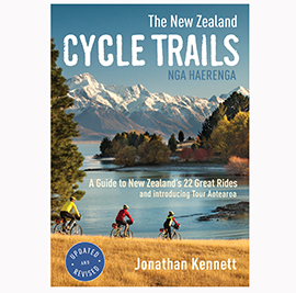 The New Zealand Cycle Trails - 5RCTR07