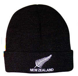 New Zealand Fern Beanie - 60639 CHILD