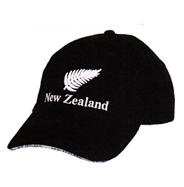 New Zealand Silver Fern Cap - CA4490