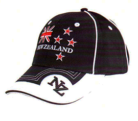 New Zealand Flag Cap - CA1142