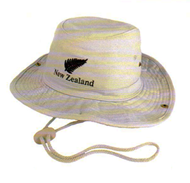 New Zealand Fern Sun Hat - CA4481
