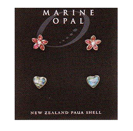 Paua Earrings - MOE92