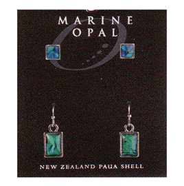 Paua Earrings - MOE94