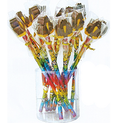 NZ Kiwi Pencils - 30817 Pack of 24