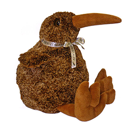 Feather Plush Kiwi - 30469