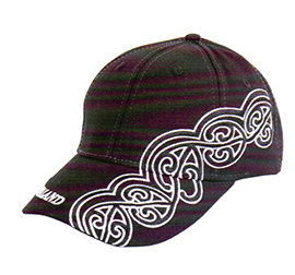 NZ Rata Pattern Cap - CA1199