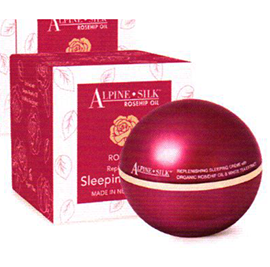 Rosehip Oil Replenishing Sleeping Creme - ASRH03