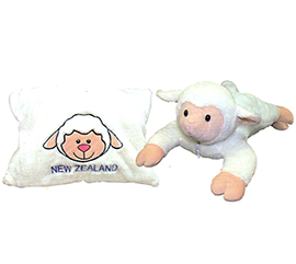 New Zealand Lamb Pillow Toy - 30352