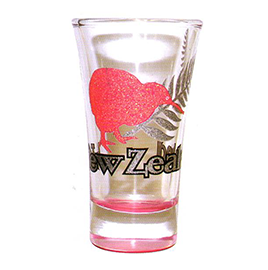 Kiwis Shooter Glasses - 10275 Set of 4
