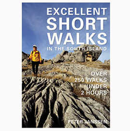 Excellent Short Walks in the South Island - 5NHTR100
