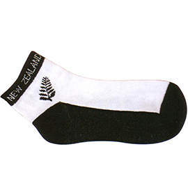 Silver Fern Sports Socks - 55037 SET of 4