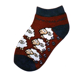 CHILD Sheep Sports Socks - 55151 SET of 2