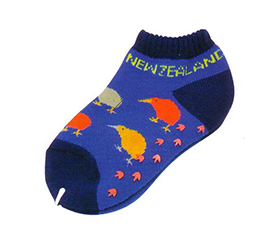 CHILD Kiwis Sports Socks - 55215 SET of 2