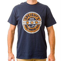 Speights Beer Roundel Stitch T-shirt - TRSP65720