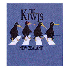 The Kiwis New Zealand T-Shirt - GT594-75