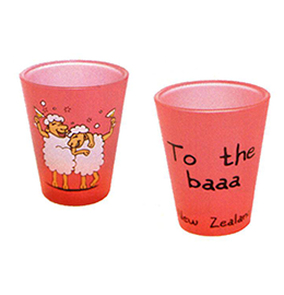 To The Baaa Shot Glasses Set of 2 - SS230