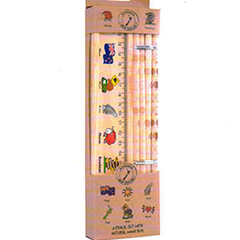 NZ Wood Pencil Set Set - SP74
