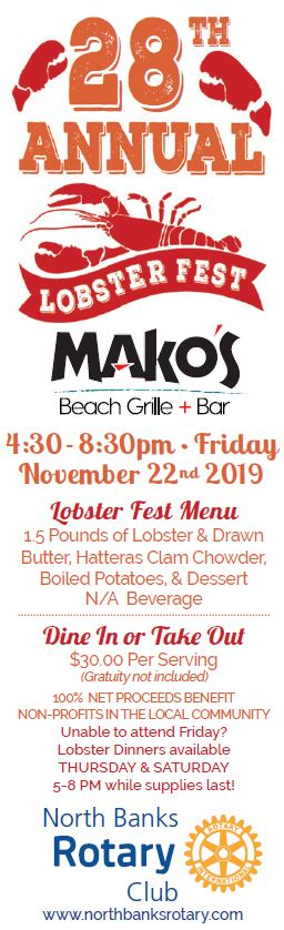 2019 Lobster Fest Ticket
