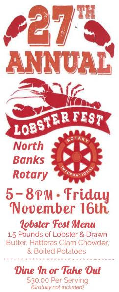 2018 Lobster Fest Ticket