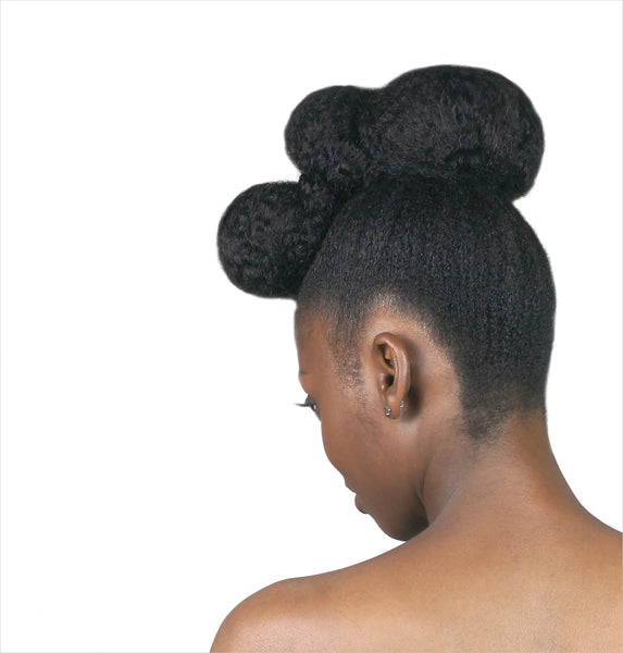 "Afrobun ""Zemora"" (Ready for shipping in 10 working days) - Over The Top"
