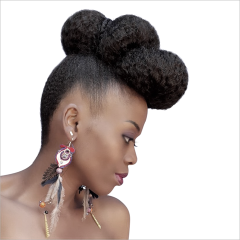 "Afrobun ""Zemora"" Made to order"