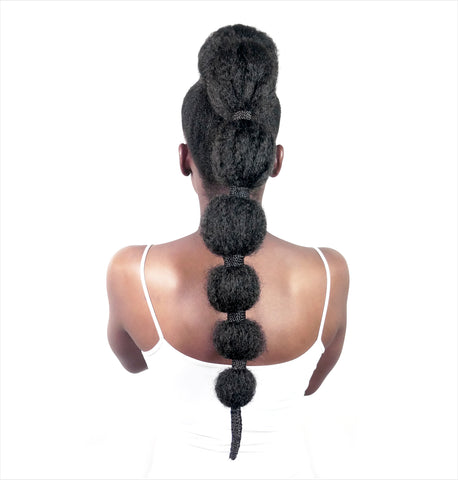 "Puffed Ponytail ""Lolovivi""  (Ready for shipping in 10 working days) - Over The Top"