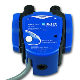 Brita Purity C Head, 3/8 BSP Male (30% Fixed Bypass)