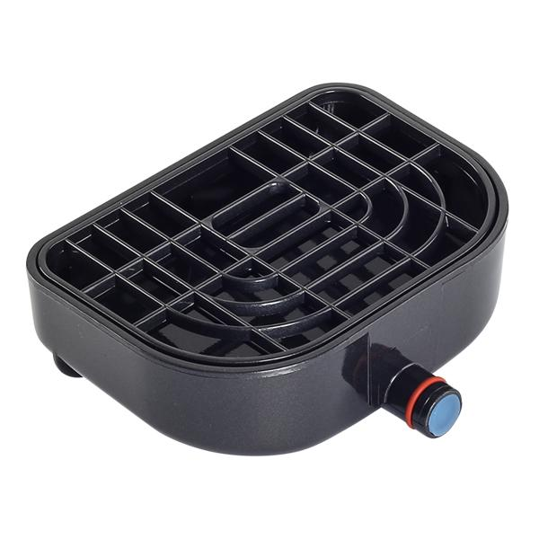 Borg & Overström B2/B3.2 Replacement Drip Tray Set Black