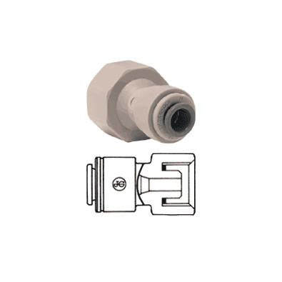 John Guest PI Fittings Female Adaptor BSP Small Cone