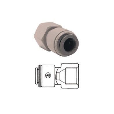 John Guest PI Fittings Female Adaptor FFL