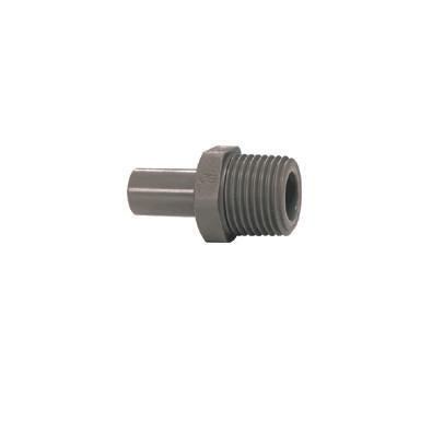 John Guest PI Fittings Stem Adaptor BSPT