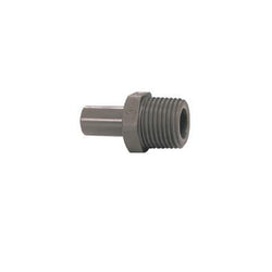 John Guest PI Fittings Stem Adaptor NPTF